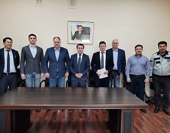 VNIIFTRI specialists continue cooperation with Uzbekistan to create a Standard of Time and Frequency
